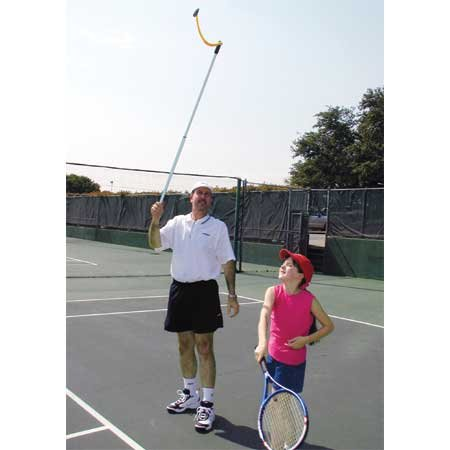 OnCourt OffCourt Tennis Serve Doctor – Learn How To Serve Quickly/Training Aid for Coaches