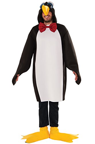 n Costume, Multi, One Size (Penguin Mascot Costume)