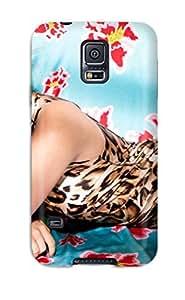 Hot New Victoria's Secret Model Barbara Palvin Case Cover For Galaxy S5 With Perfect Design