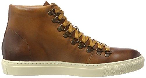 Cognac Collo Cole Design 10775 Uomo Marrone Sneaker a Kenneth Alto zO5TqdT