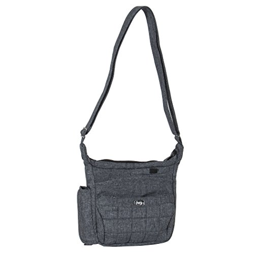 lug-womens-flutter-20-mini-cross-body-bag-heather-grey-one-size