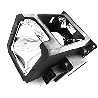 CTLAMP LU-12VPS3 Replacement/Compatible Lamp with Housing for Marantz VP11S1, VP11S1BL, VP11S2, VP12S3, VP12S4MBL, VP15S1 Projectors