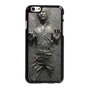 Han Solo Carbonite W5W02V4CY funda iPhone 6 6S 4,7 pufunda LGadas caso funda M2FP30 negro