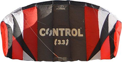 FLEXIFOIL Kitesurfing Trainer Kite School Kiteboarding Training Kites and Kitesurf Kiteboard Safety Learner Control Bar