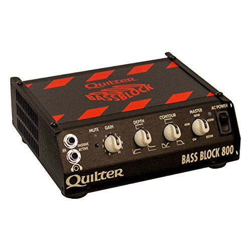 800w Bass (Quilter Labs Bass Block 800 800W Bass Amp Head)