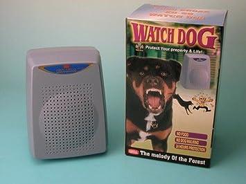 Alarma perro guardián electrónica con radar volumétrico integrado