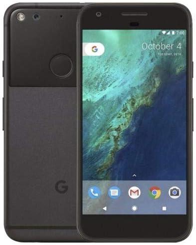 Google Pixel XL G2PW210032GBBK Factory Unlocked Smartphone, 32GB, 5.5-Inch Display - U.S. Version (Quite Black) (Renewed) WeeklyReviewer