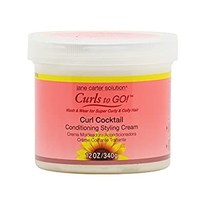 Jane Carter Solution Curls to Go Curl Cocktail Conditioning Styling Cream