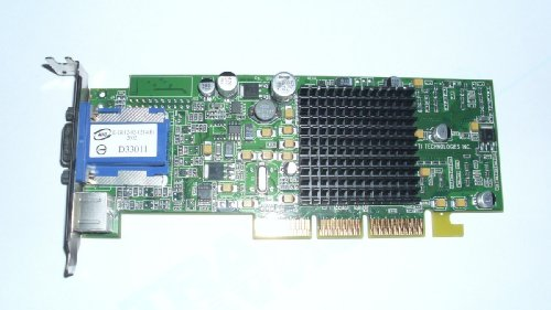 7500 Ati Agp Radeon (ATI RADEON 7500 32MB AGP VIDEO CARD AGP S-VIDEO, 109-83400-02, CN-06T975-13740)