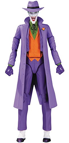 "[DC action figures: ""icons"", ""DC Comics the Joker (Batman: death in family Edition) 6-inch plastic pre-painted action figure"