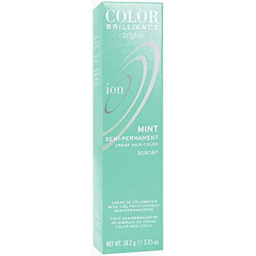 Ion Color Brilliance Brights Semi Permanent Hair Color Red Review