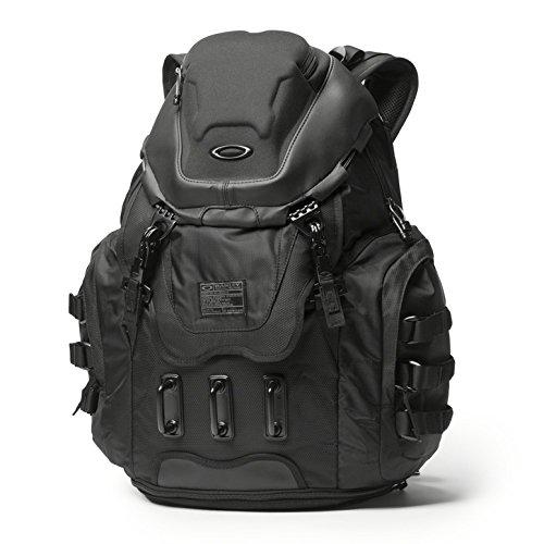 Oakley Men's Kitchen Sink Backpack, Stealth Black, One - Sleeve Black 17 Stealth