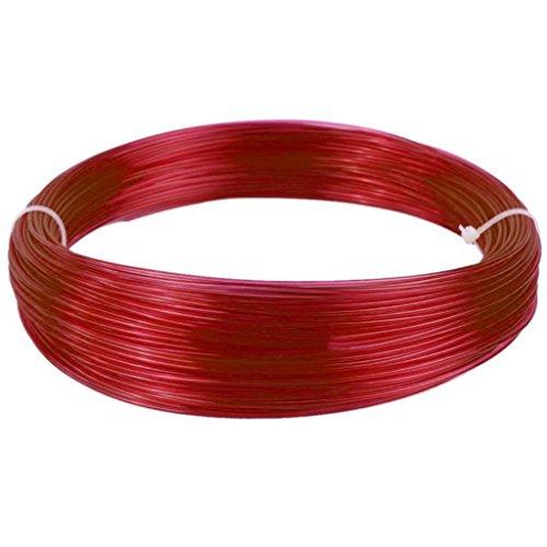 10m abs imprimante 3d filament de 1 75 mm pour imprimante 3d stylo griffonnage rouge - Filament imprimante 3d ...