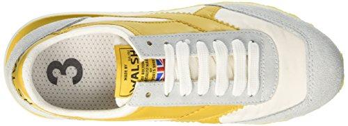 Walsh White Yellow Damen Style Run Basketballschuhe White Yellow Mehrfarbig YYw0rq4