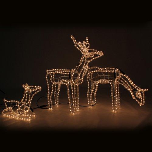 Decoratingspecial Com: Christmas Lights Reindeer