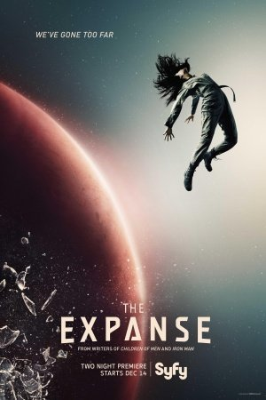 Image result for the expanse poster
