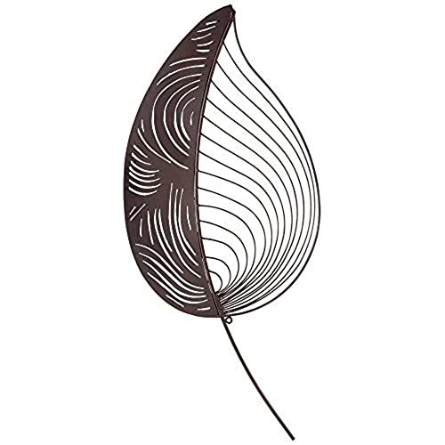 Metal Leaf Wall Decor: Amazon.com