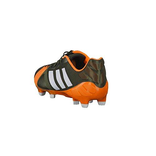 Adidas Nitro Lading Trx Fg 1,0 Groen / Oranje