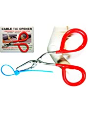CABLE TIE OPENER | Only 1 Second To Unlock Cable Tie | Let's Reuse Cable Tie | Pocket-sized | Stainless Steel
