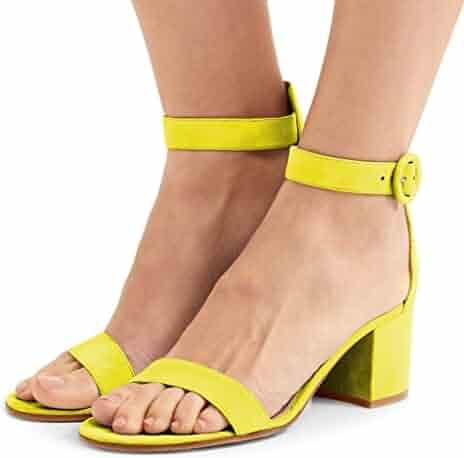 6a072b3e41edd Shopping 4 - Funny She Jill - $50 to $100 - Yellow - Shoes - Women ...