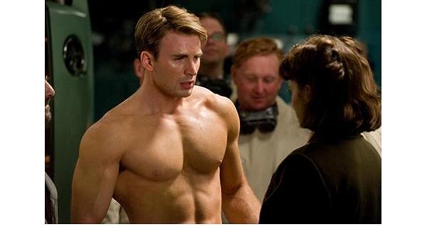 POSTERS Chris Evans cartel sin camisa, 61cm x 91cm 24inx36in