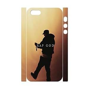 LSQDIY(R) Machine Gun Kelly iPhone 5,5G,5S Custom 3D Case, High-quality iPhone 5,5G,5S 3D Case Machine Gun Kelly