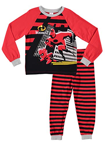 6353cc831d Disney The Incredibles 2 Boys Sleepwear | Cotton Kids 2-Piece Pajama Set - 4