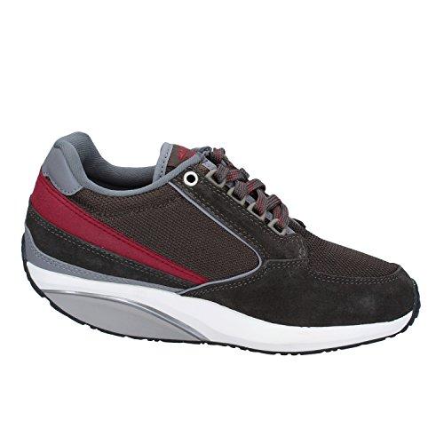 Sneaker Black Multicolore Olive Cranberry BOC MBT 1996 Donna qfwUSERfaB