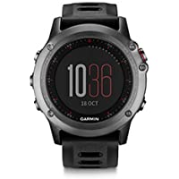 Garmin fenix 3 Multisport Training GPS Watch with Heart Rate Monitor - Manufacturer Refurbished
