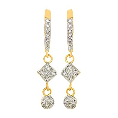 d1d6778f122 Buy American Diamond Artificial Earring set Online at Low Prices in India