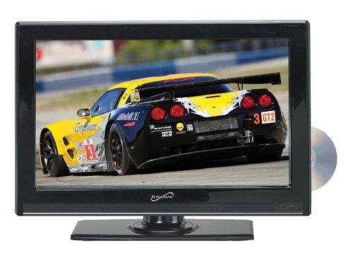 Supersonic SC-2212 22-Inch 60Hz LED-Lit TV, Best Gadgets