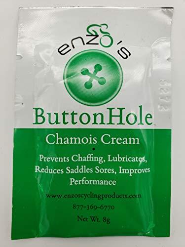 Enzo's Buttonhole Chamois Cream 8 Gram