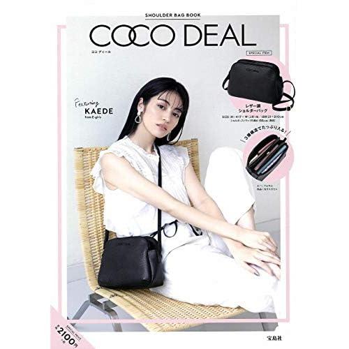 COCO DEAL SHOULDER BAG BOOK 画像