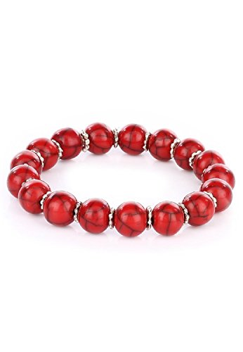 Imli Street Red Stone Bracelet