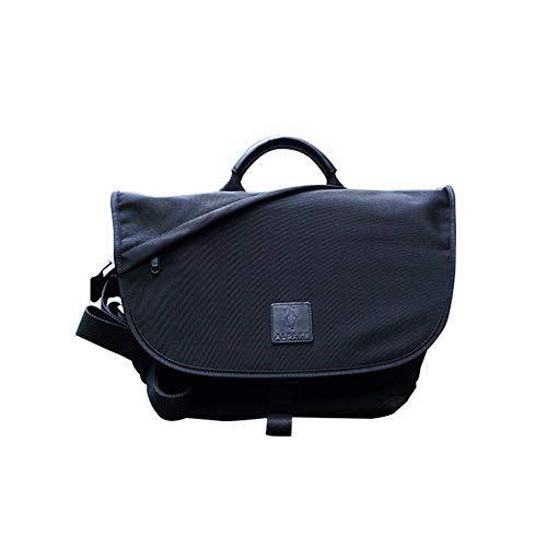 ALPAKA 7ven Mini - Beautiful. Functional. Adaptable. Messenger Bag (Black)