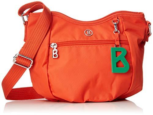 Shz Hombro De Bogner Mujer orange Shoulderbag Naranja Bolsa Verbier Aria CwxYtxqHT