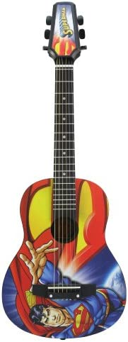 Peavey 03020650 DC Superman 12 Size Acoustic Guitar / Peavey 03020650 DC Superman 12 Size Acoustic Guitar