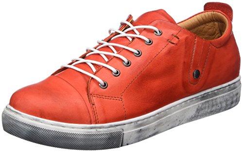 Red Mujer Andrea 0342745 Conti Zapatillas Rojo SR6Xtxwq