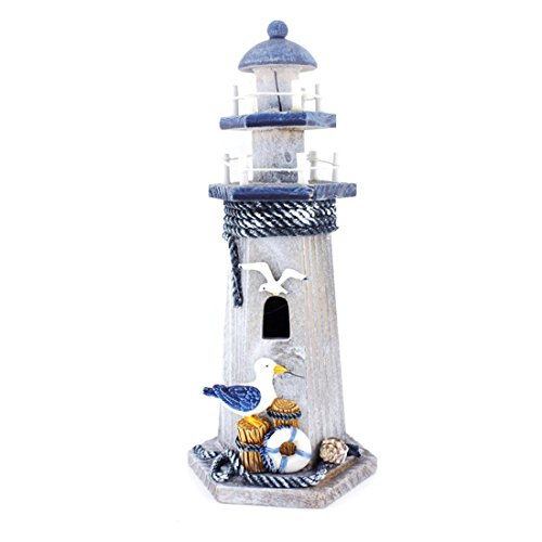 Seabird Wooden Lighthouse 10