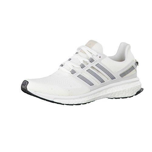 adidas Herren Energy Boost 3 Laufschuhe Ftwr White-ch Solid Grey-crystal White S16