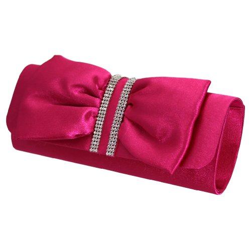 Monte Lovis, Poschette giorno donna ML820-Pink