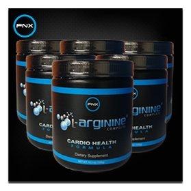 L-Arginine terminer 5000mg de L-Arginine & 1000mg de L-Citrulline, l'oxyde nitrique Cardio santé supplément pour hommes et femmes | 6 mois d'approvisionnement