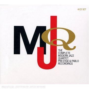 Complete Modern Jazz Quartet Prestige & Pablo Rec by Prestige