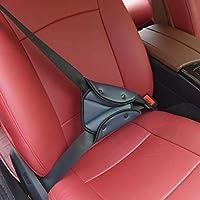 Ajustador Cinturon de Seguridad, Ajustador de Cinturón de Seguridad para Niños, Posicionador de Cinturón de Seguridad Ajustador de Cinturón de Seguridad para Niños Cinturones de Seguridad y Seguridad para Niños