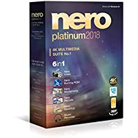 Nero Platinum 2018 Audio & Video Software