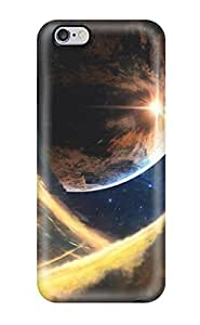 For CaseyKBrown Iphone Protective Case, High Quality For Iphone 6 Plus Planet's Conflict Skin Case Cover