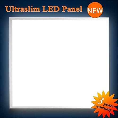 Ultra DEL Panel Blanc Chaud 3200 lm 40 W 62x62cm variateur