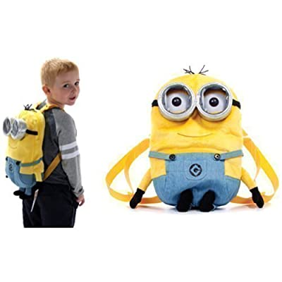 Despicable Me 2 Minions Plush 36cm Backpack by Posh Paws high-quality