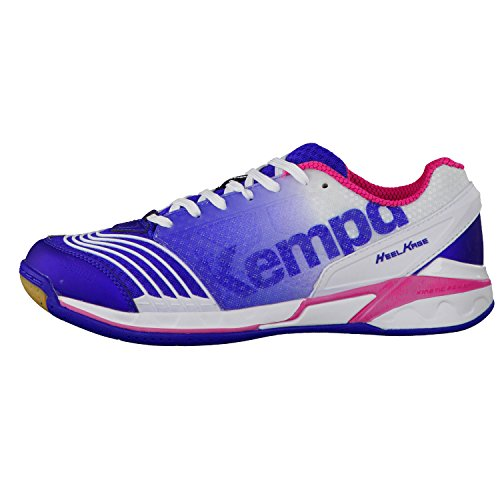 Damen Attack Handballschuhe Kempa One mehrfarbig qSgX0w