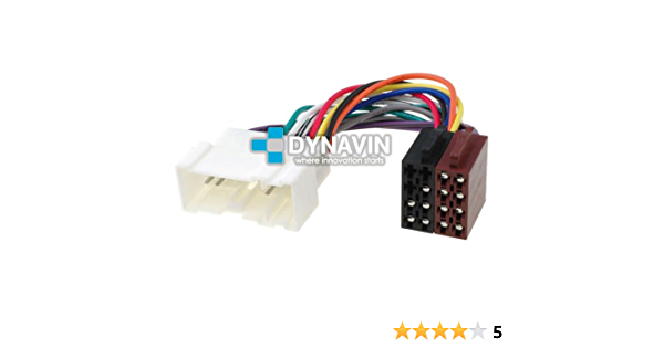 ISO-NIS.2000 - Conector iso universal para instalar radios en ...